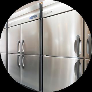 厨房機器買取・販売・設置